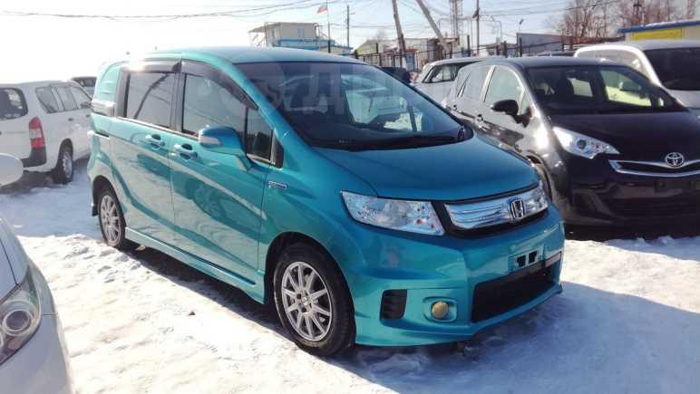 Honda Freed Spike, 2011 год, 580 000 руб.