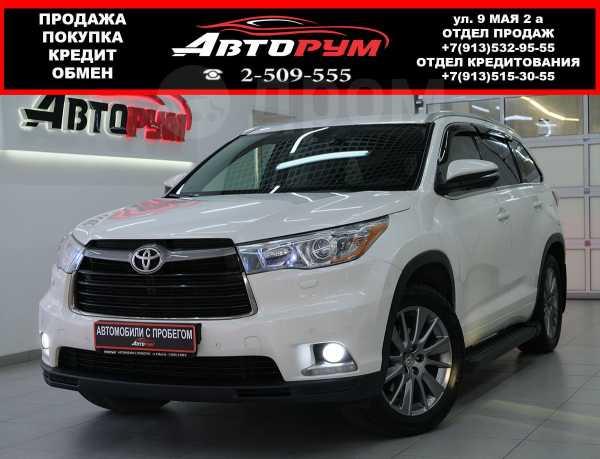 Toyota Highlander, 2014 год, 1 997 000 руб.
