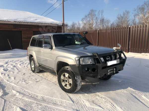 Nissan Safari, 2005 год, 1 050 000 руб.