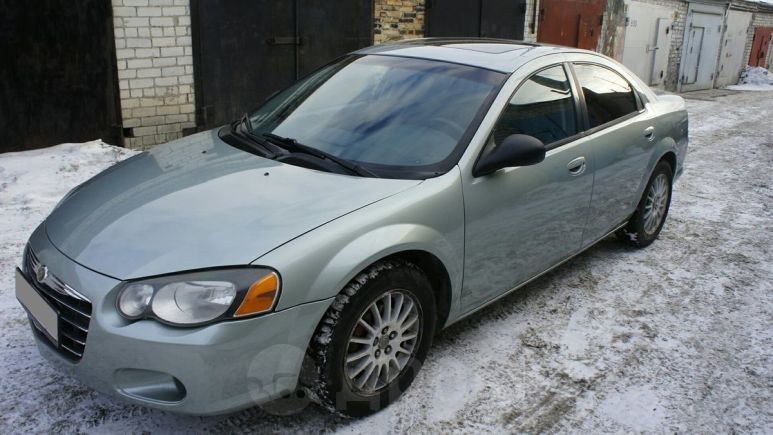 Chrysler Sebring, 2004 год, 270 000 руб.
