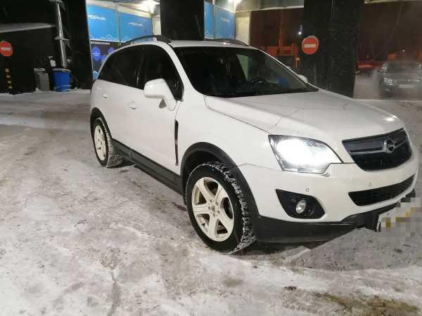 Opel Antara, 2013 год, 870 000 руб.