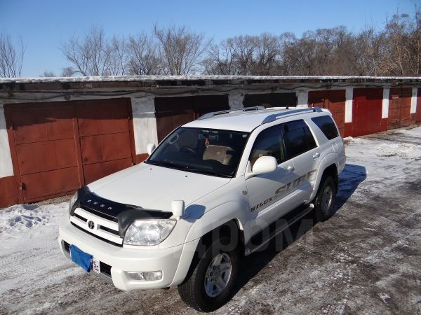 Toyota Hilux Surf, 2002 год, 890 000 руб.