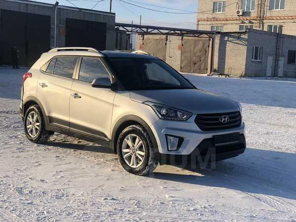 Hyundai Creta, 2018 год, 730 000 руб.