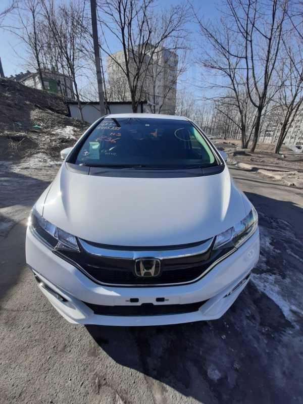 Honda Fit, 2019 год, 755 000 руб.