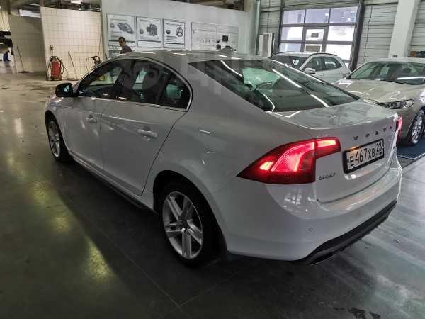 Volvo S60, 2014 год, 969 000 руб.