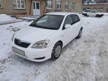 Омск Corolla Runx 2003