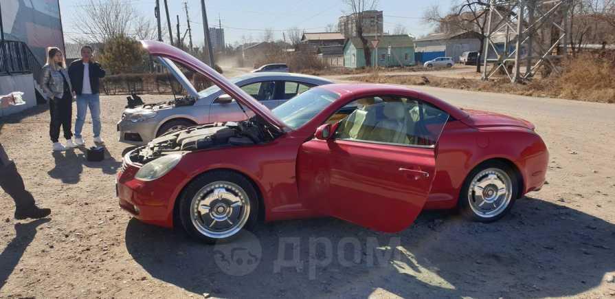 Lexus SC430, 2004 год, 900 000 руб.