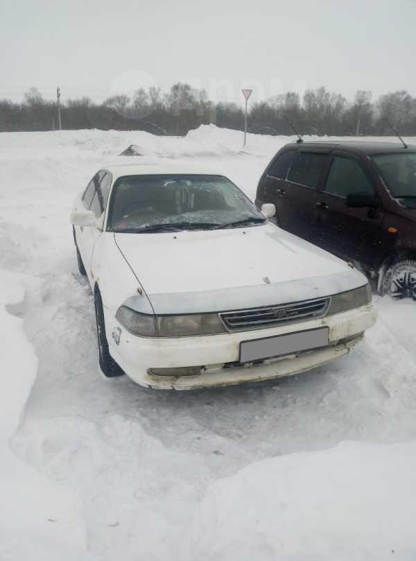 Toyota Corona Exiv, 1989 год, 90 000 руб.