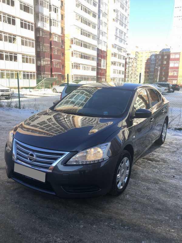 Nissan Sentra, 2015 год, 480 000 руб.