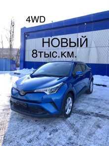 Хабаровск Toyota C-HR 2016