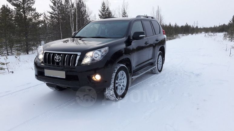 Toyota Land Cruiser Prado, 2012 год, 1 950 000 руб.