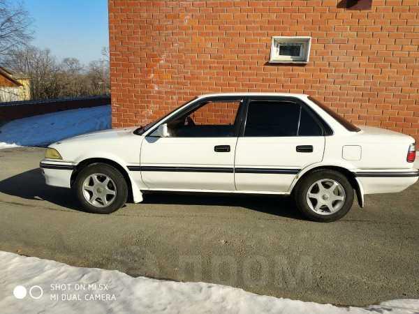 Toyota Corolla, 1989 год, 165 000 руб.