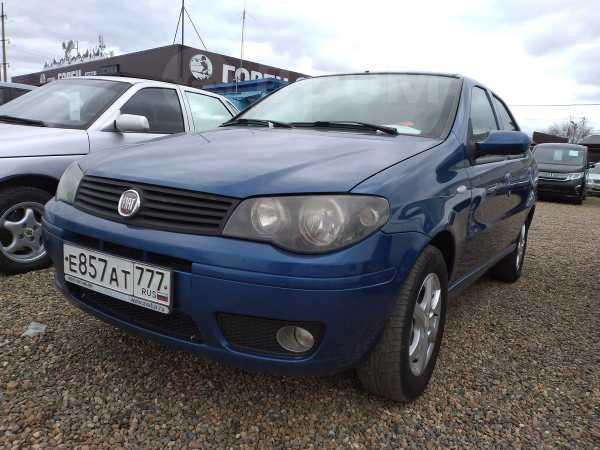 Fiat Albea, 2012 год, 285 000 руб.