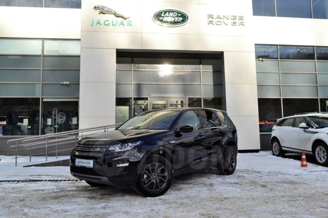 Land Rover Discovery Sport, 2019 год, 2 720 000 руб.