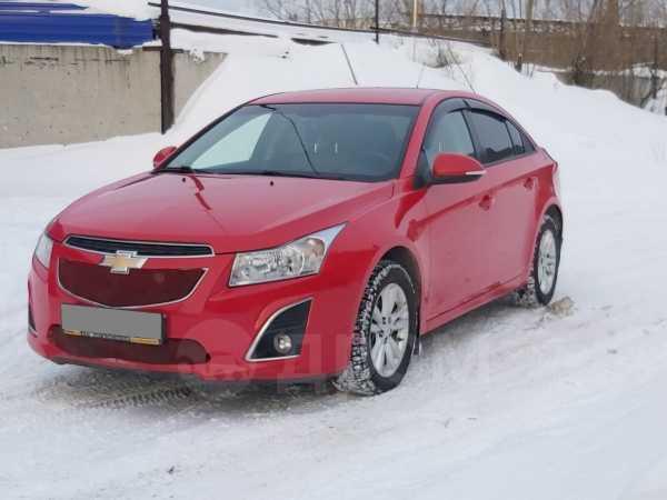 Chevrolet Cruze, 2013 год, 560 999 руб.