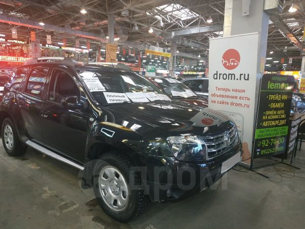 Renault Duster, 2012 год, 599 000 руб.