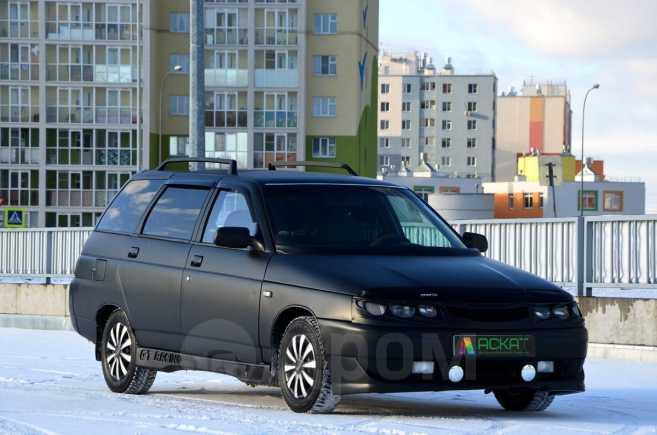 Лада 2111, 2007 год, 125 000 руб.