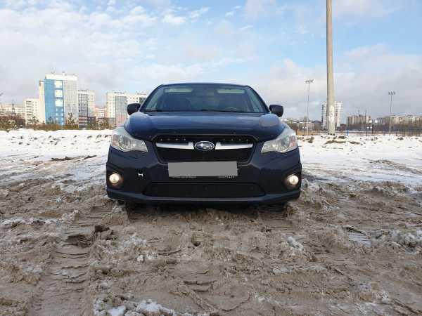 Subaru Impreza, 2012 год, 690 000 руб.
