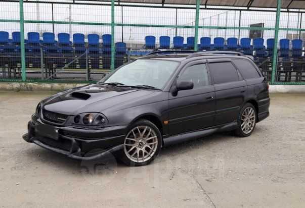 Toyota Caldina, 1998 год, 320 000 руб.