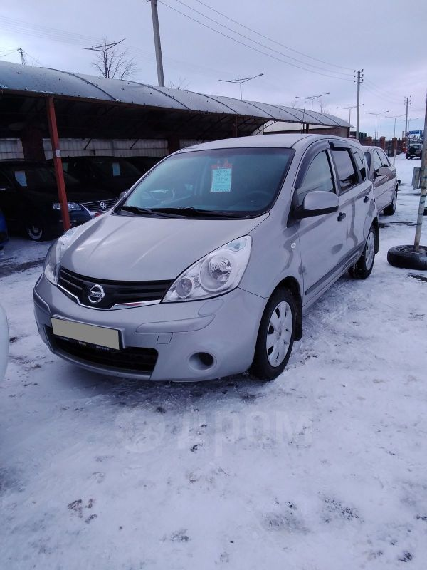 Nissan Note, 2012 год, 476 000 руб.
