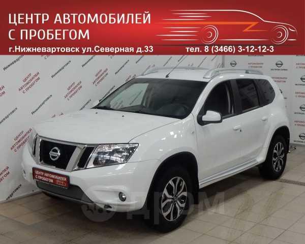 Nissan Terrano, 2016 год, 885 000 руб.