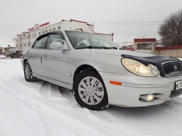 Hyundai Sonata, 2002 год, 187 000 руб.