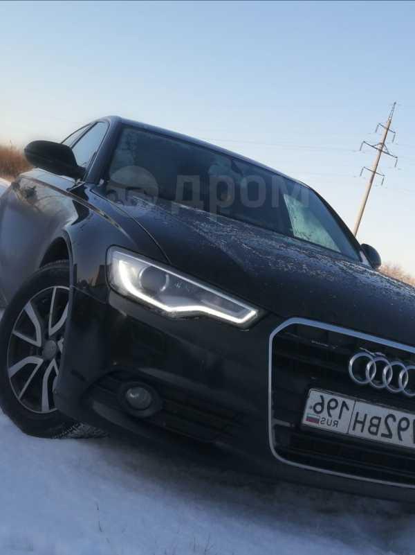 Audi A6, 2011 год, 830 000 руб.