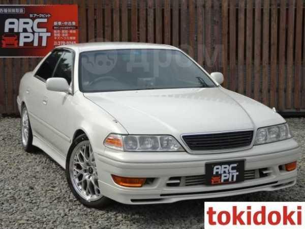 Toyota Mark II, 1997 год, 450 000 руб.