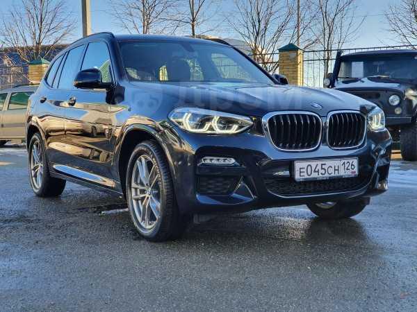 BMW X3, 2019 год, 2 950 000 руб.