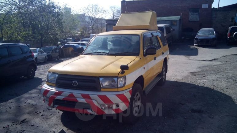 Toyota Hilux Surf, 1999 год, 280 000 руб.
