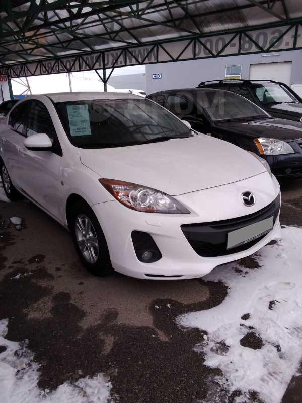 Mazda Mazda3, 2011 год, 550 000 руб.