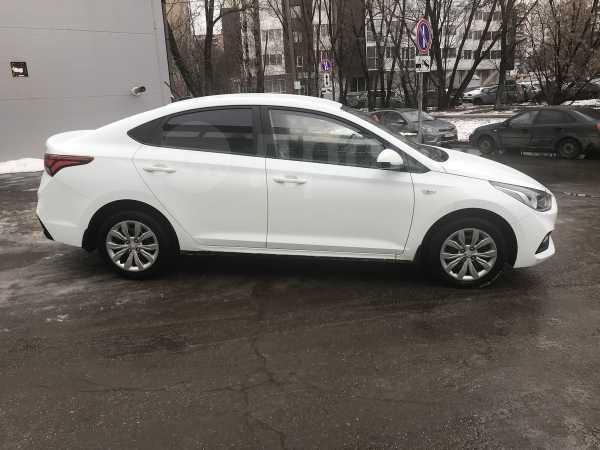 Hyundai Solaris, 2018 год, 690 000 руб.