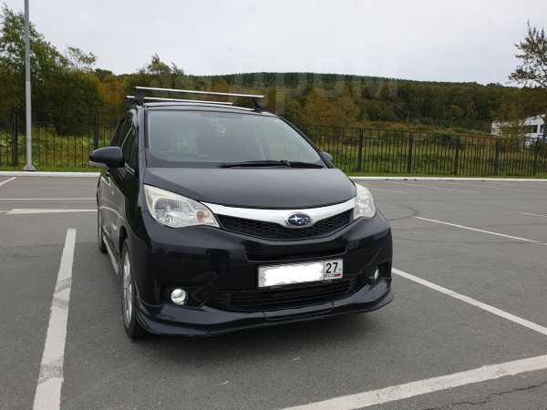 Subaru Trezia, 2012 год, 620 000 руб.