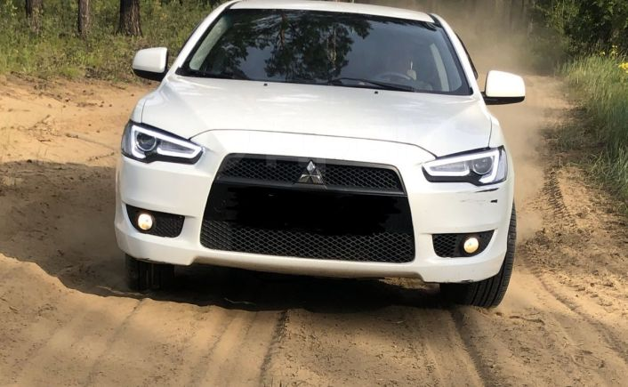 Mitsubishi Lancer, 2010 год, 500 000 руб.