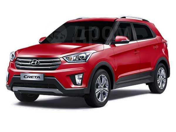 Hyundai Creta, 2020 год, 1 152 000 руб.