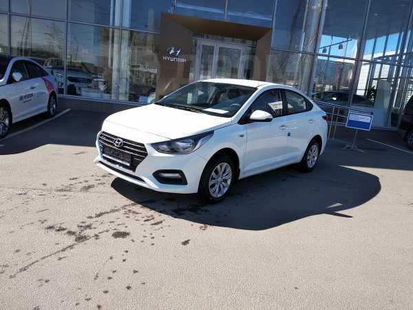 Hyundai Solaris, 2020 год, 986 900 руб.
