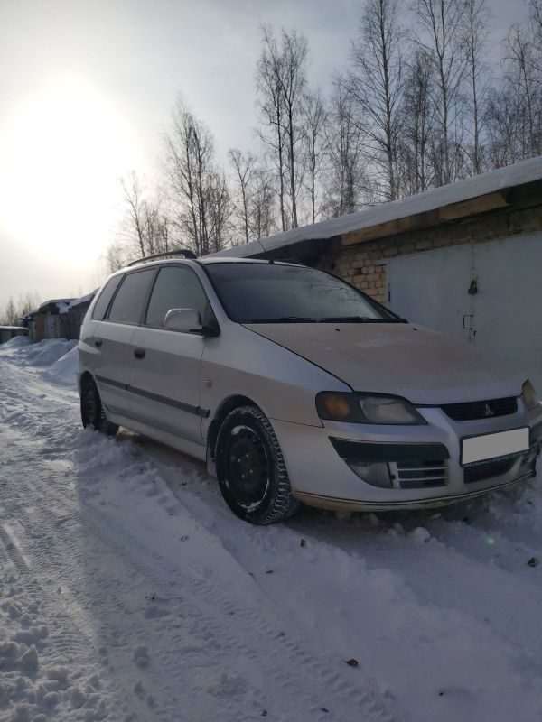 Mitsubishi Space Star, 2003 год, 180 000 руб.