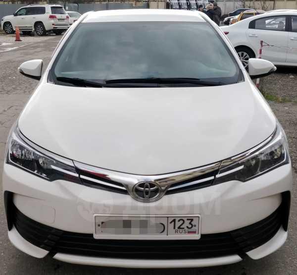 Toyota Corolla, 2016 год, 850 000 руб.