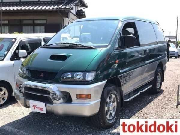 Mitsubishi Delica, 1999 год, 320 000 руб.