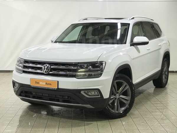 Volkswagen Teramont, 2019 год, 3 300 000 руб.