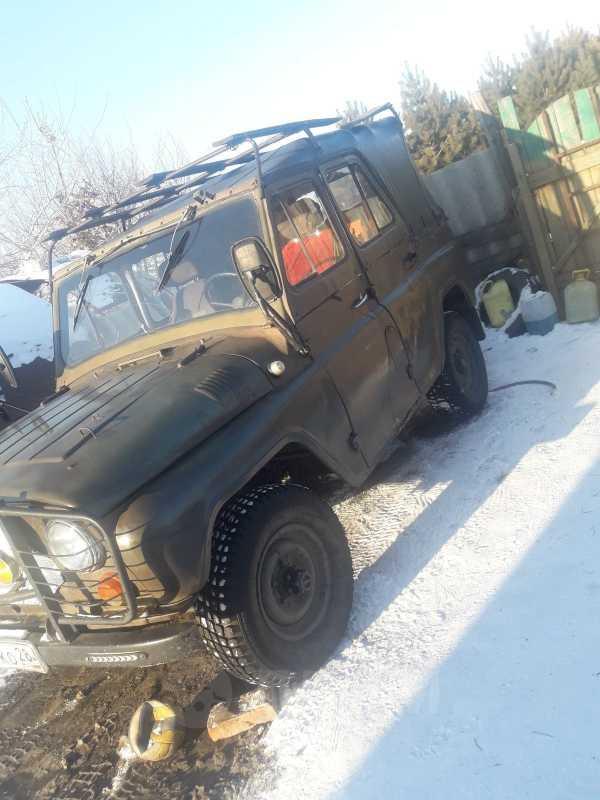 УАЗ 469, 1991 год, 130 000 руб.