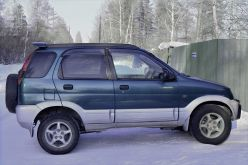 Тында Terios 1999