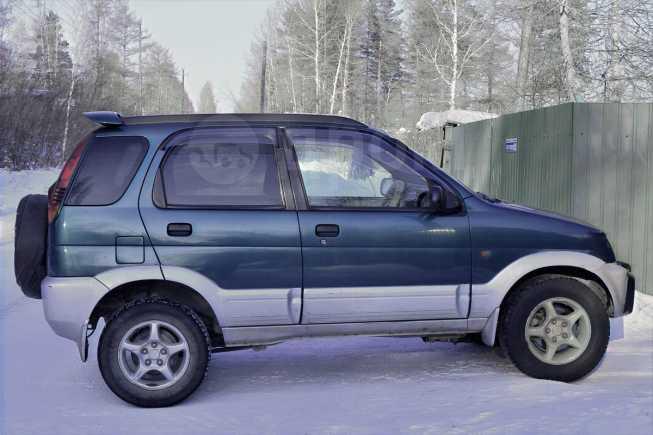 Daihatsu Terios, 1999 год, 275 000 руб.