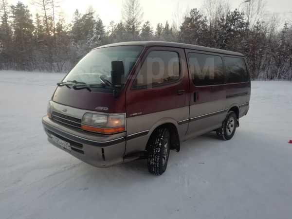 Toyota Hiace, 1993 год, 210 000 руб.