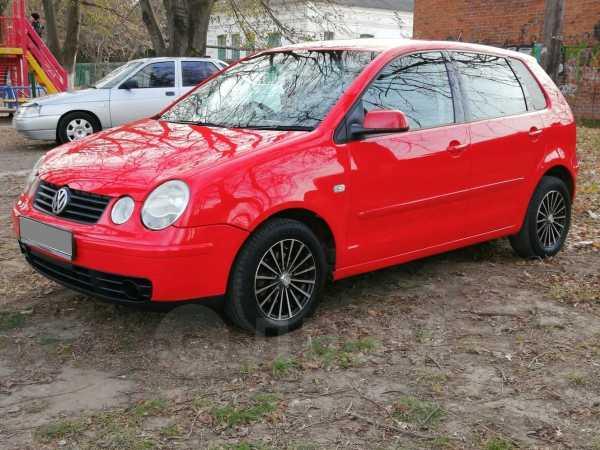 Volkswagen Polo, 2003 год, 165 000 руб.