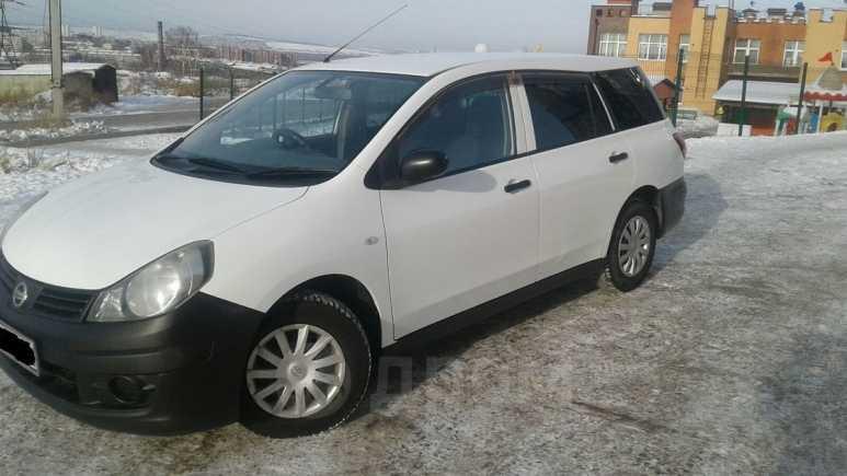 Nissan AD, 2008 год, 360 000 руб.