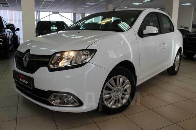Renault Logan, 2015 год, 535 000 руб.