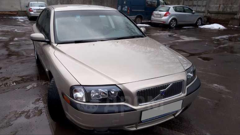 Volvo S80, 2003 год, 350 000 руб.