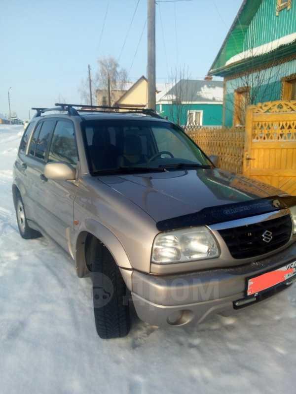 Suzuki Grand Vitara, 2002 год, 380 000 руб.
