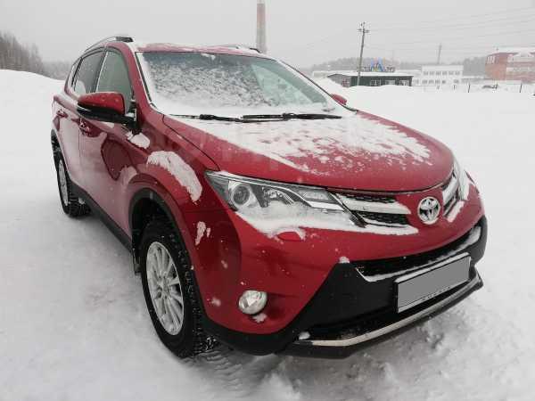 Toyota RAV4, 2014 год, 950 000 руб.
